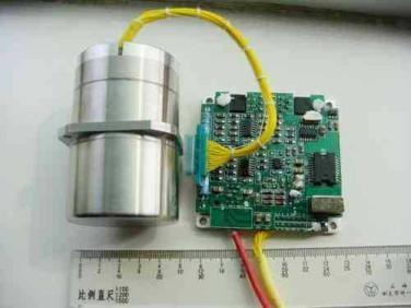 HTS-GD1 dynamical tuned gyro